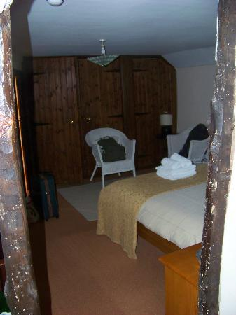 The White Horse Inn: Bedroom