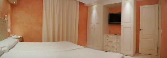 Royal Son Bou Family Club: Dormitorio apartamento A1R (1 dormitorio superior)