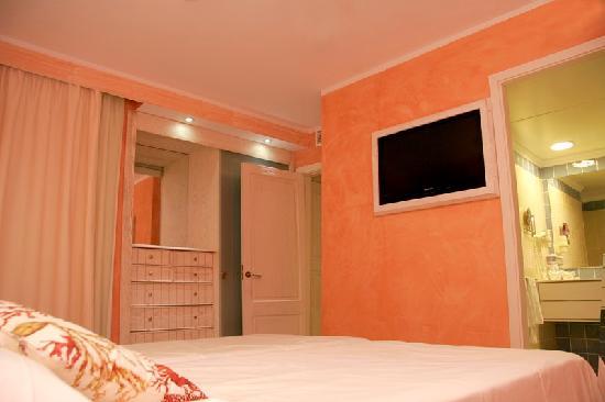 Royal Son Bou Family Club: Dormitorio apartamento A2 (2 dormitorios, 1 baño, 1 aseo)