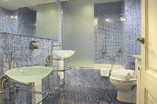 Royal Son Bou Family Club: Baño infantil apartamento A2E (2 dormitorios, 2 baños)