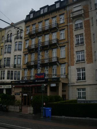 Hotel Derby - Avenue de Tervueren vue