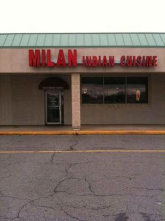 ‪Milan Indian Cuisine‬