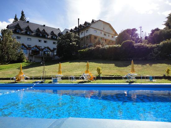 Intersur Amancay: Amancay desde piscina.