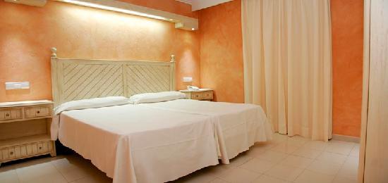 Royal Son Bou Family Club: Dormitorio A1R (1 dormitorio superior)