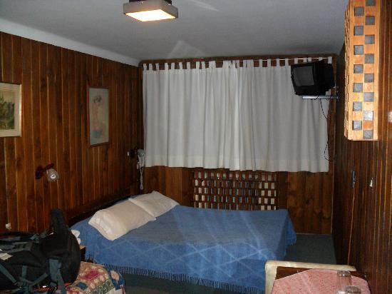 Hosteria El Nire : Habitación Matrimonial