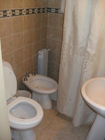 Hosteria El Nire : Baño de la Habitación