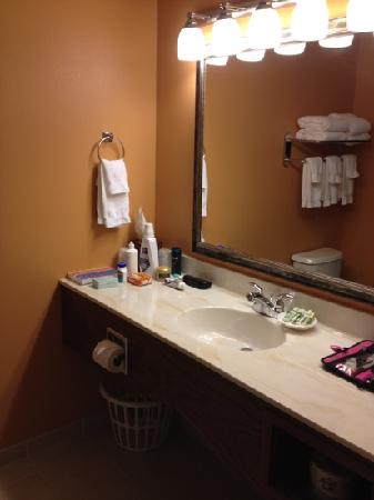 GrandStay Residential Suites Hotel - Sheboygan: large bathroom