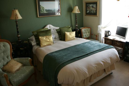 Rosebank House Bed and Breakfast: Mountain room