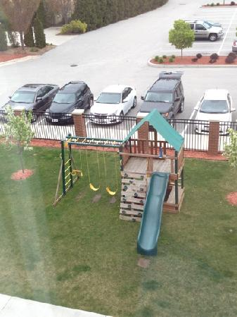 GrandStay Residential Suites Hotel - Sheboygan: playground on property