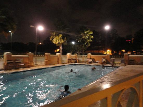 Hyatt Place Houston Bush Airport: pool