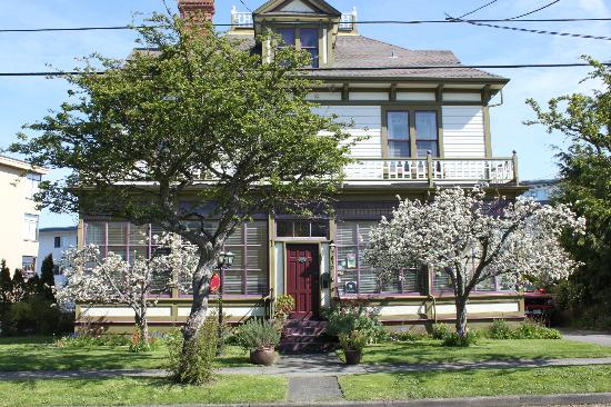 Ashcroft House B&B : Ashcroft House Exterior