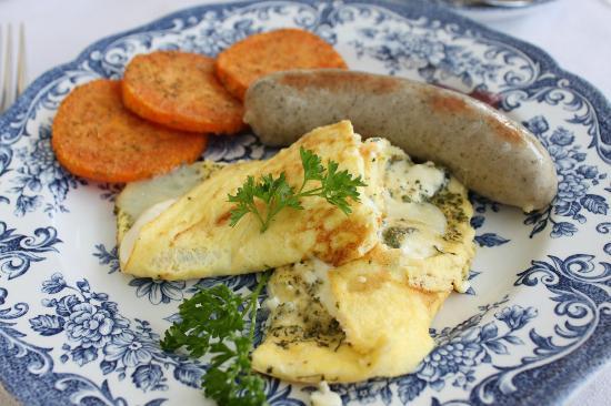 Ashcroft House B&B : Breakfast