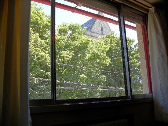 Hosteria Sur: Vista desde la Habitación