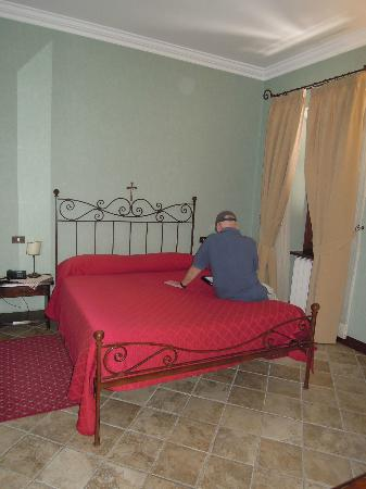 Albergo Il Minareto: Our room