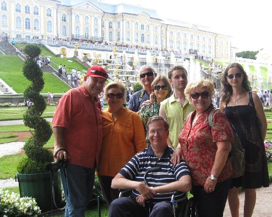 Anastasia Travel Group - Day Tours