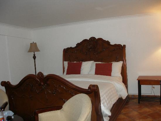 Hotel Refugio de Montana: Room