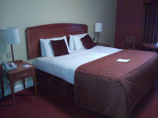 Canal Court Hotel & Spa: Bed