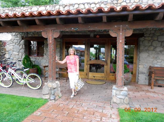 Tubac Golf Resort & Spa: Registration office
