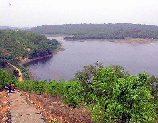 Ali Sagar Reservoir