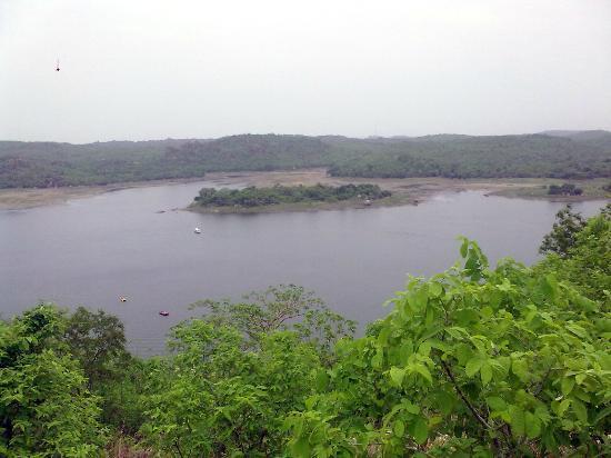 Ali Sagar Reservoir: The Reservoir - Ali Sagar