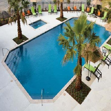 Boomtown Hotel Casino: Poolside