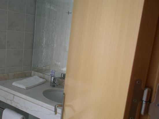 Luna Esperança Centro: baño