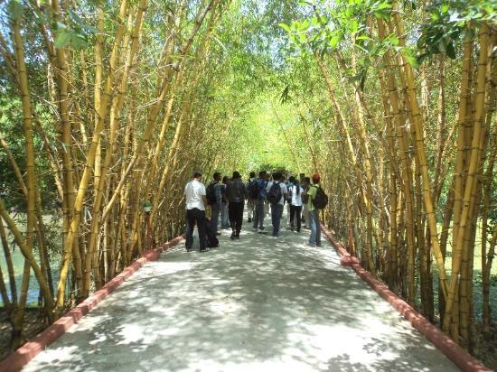 Jaladhama Resort: Entering the resort