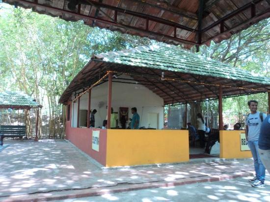Jaladhama Resort: Reception area
