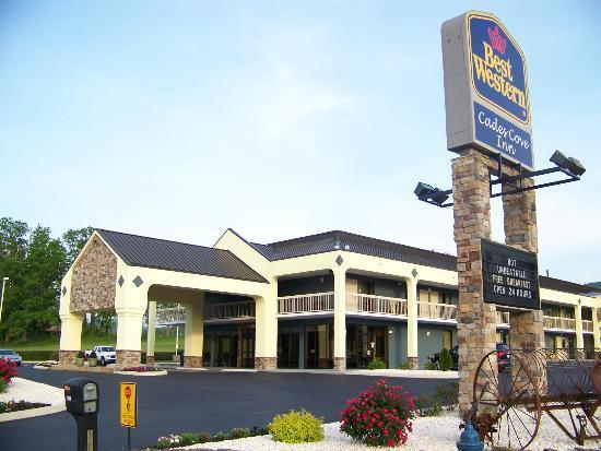 Best Western Cades Cove Inn: Hotel