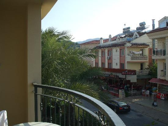 Club Alize : View from the Balcony