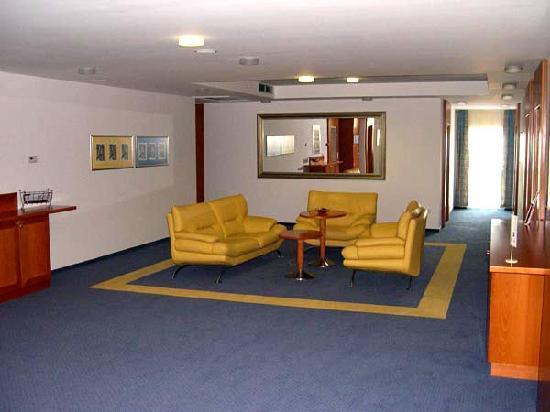 Hotel Kacar: hall