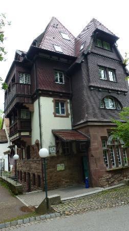 Schlosscafe exteriour