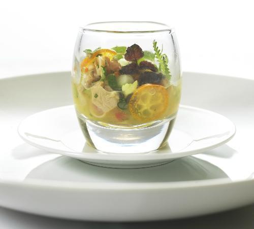 Persimmon Restaurant: Ceviche