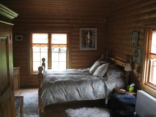 Balnabrechan Lodge B&B: Main Bedroom