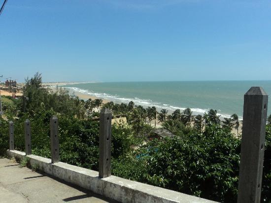 Praia da Lagoinha : Vista da praia de Lagoinha, Ceará