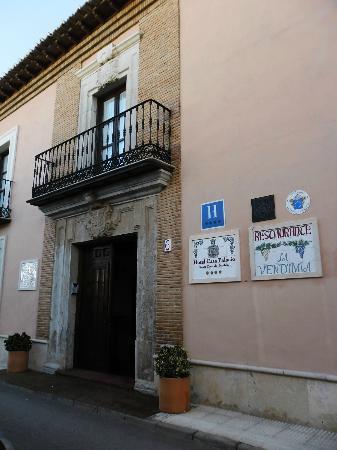 Hotel Casa Palacio: ENTRADA HOTEL