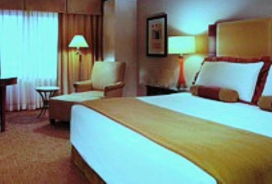 Ameristar Casino Hotel Kansas City: Ameristar KC King Room