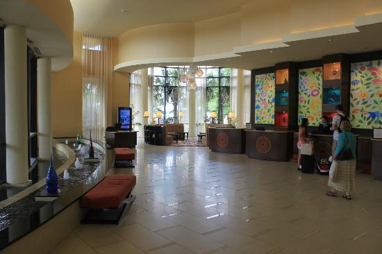 Charleston Marriott: Lobby