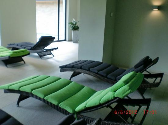 Waldhotel Grüner Baum: Wellnessbereich