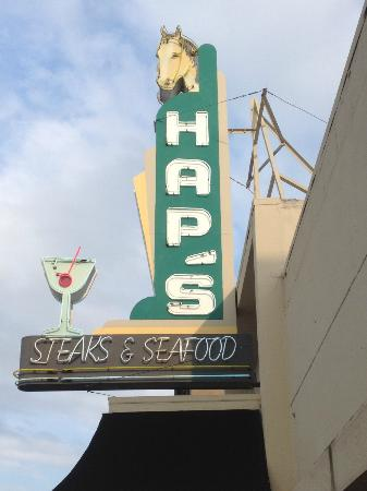 Hap's Original Steaks & Seafood