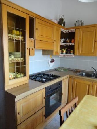B&B il Gran Ducato : Kitchen