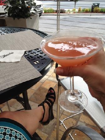 Shula's 347 Grill - Atlanta Marriott Buckhead Hotel: $5.00 martinis