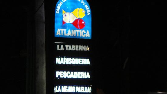 Marisqueria Atlantica de Isla Verde : Marisqueria Atlantica