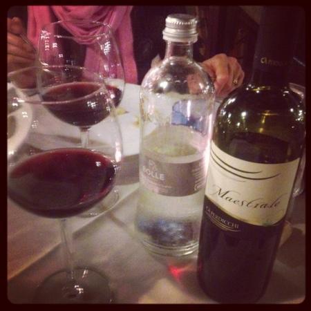 Chiosco di Bacco: vino veritas