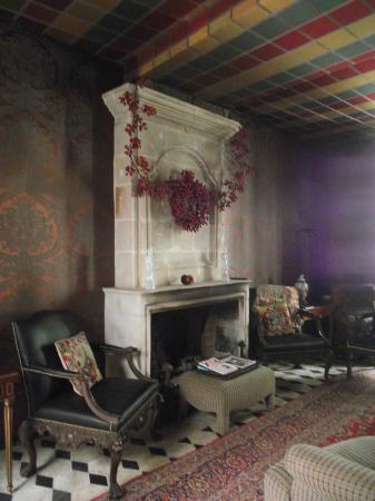 Marais House : Reception room
