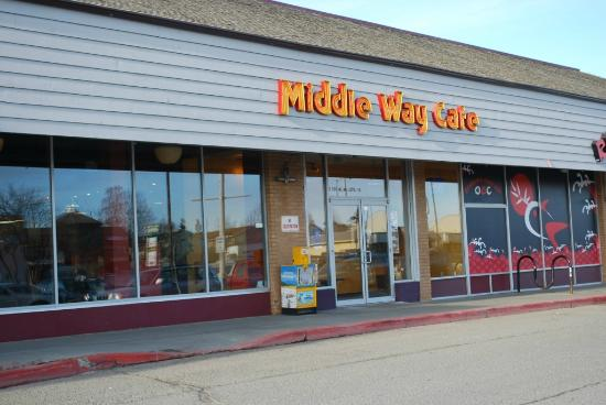 ‪Middle Way Cafe‬