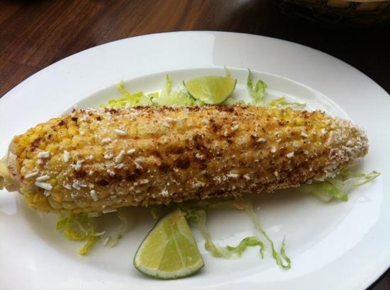 Dos Caminos Soho: Mexican Street Corn