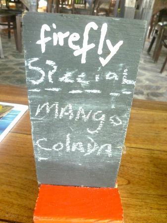Firefly Bequia Plantation Hotel: Lobby/bar