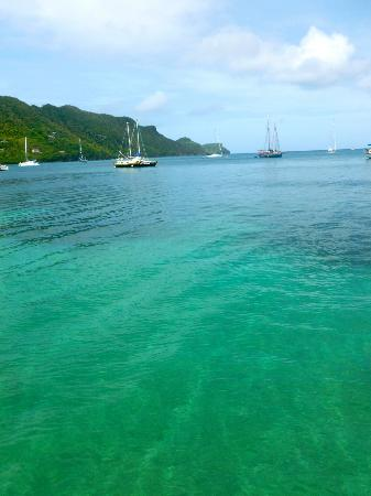 Firefly Bequia Plantation Hotel: Princess Margaret Beach