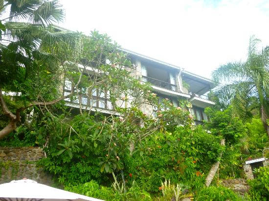 Firefly Mustique Hotel: Firefly Mustique